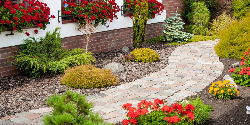 How Can Stone Landscaping Improve Your Home?