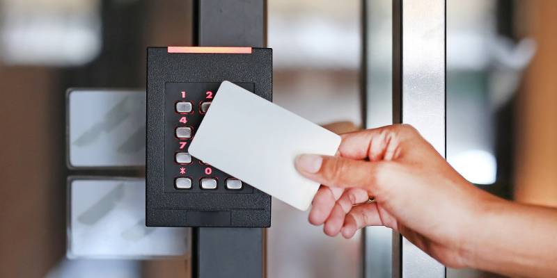 Ensure the Security of Your Building with Access Control Repairs