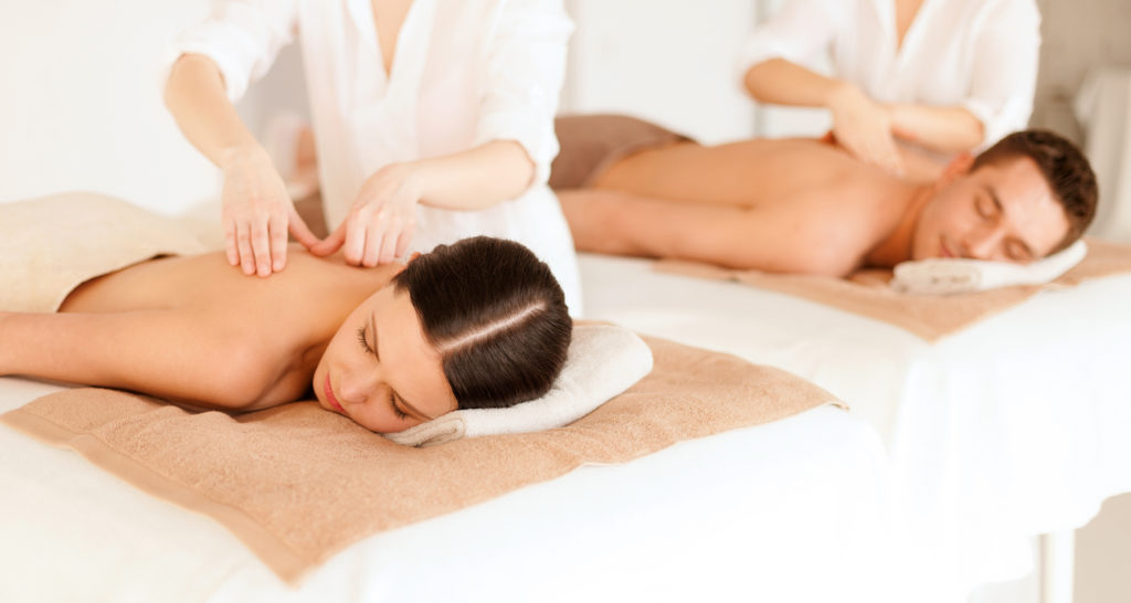 massage is a relaxing and enjoyable experience