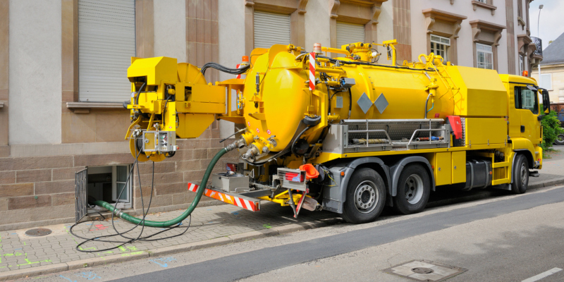 Lakeland septic services are comprehensive