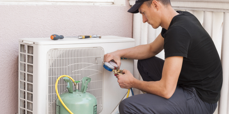 need air conditioning repair than a newer system