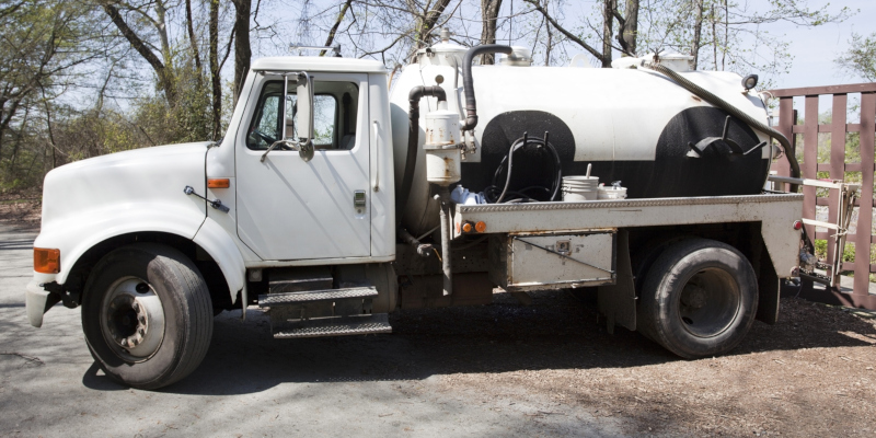 you know that a septic tank pumping service