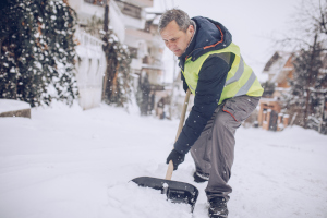This is a mistake that most homeowners make during snow removal