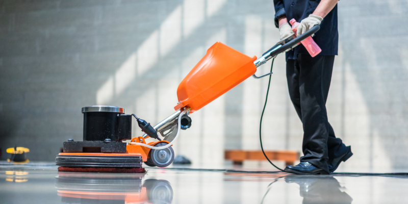 it's a good idea to hire janitorial cleaning services