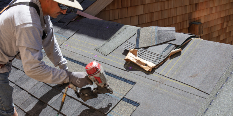 the commercial roofing installation aspect is next
