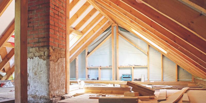 When you choose attic insulation