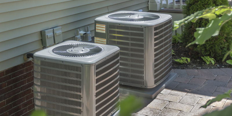 call someone who specializes in air conditioning services