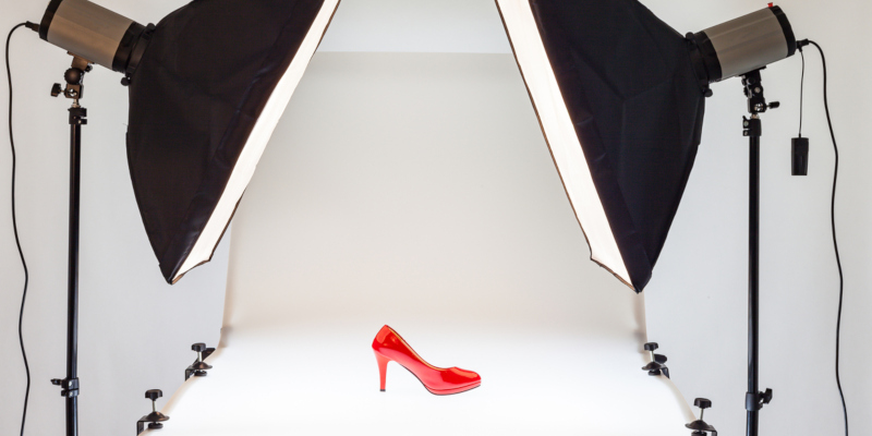 product photography will complement a good product description