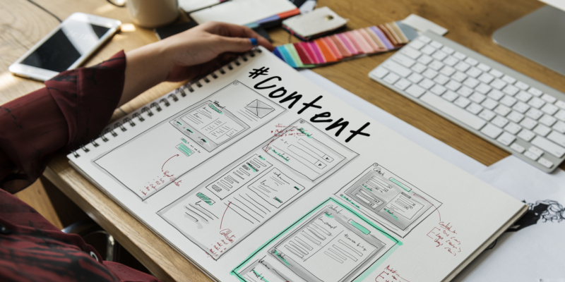A key component in any effective website design