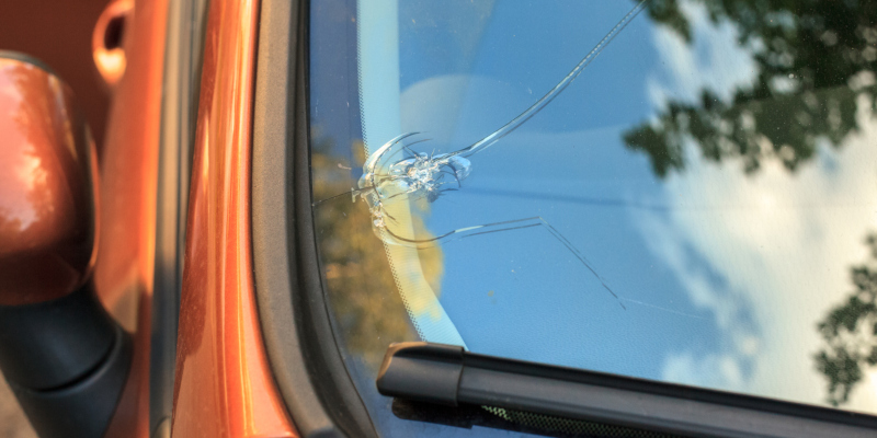 seek professional windshield repair