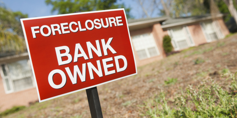there is a lot of risk involved in tax foreclosures