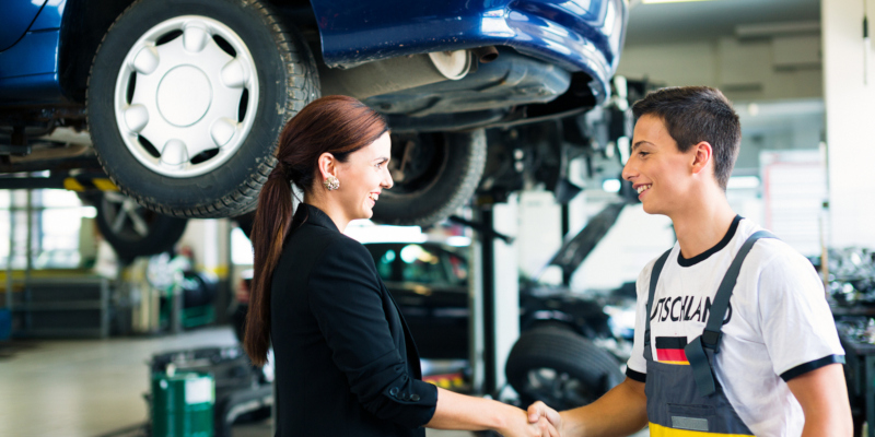 The first thing that you can do to find an auto body shop
