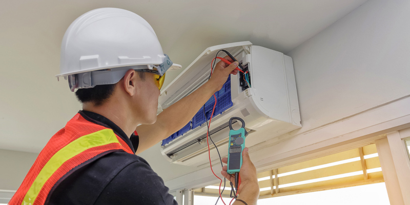 When looking for an air conditioning repair contractor