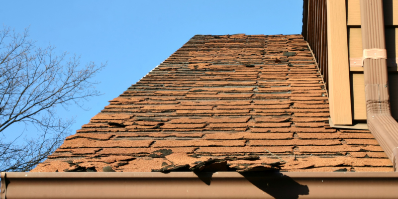 you need to call your local roofing company for repair