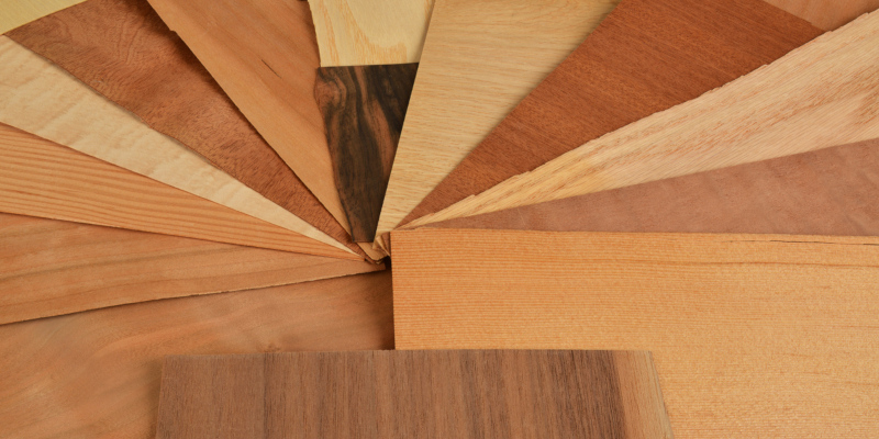 The possibilities with dyed wood veneers is endless