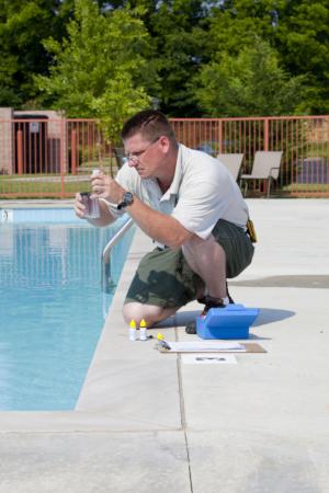 pool services & repair are at their peak