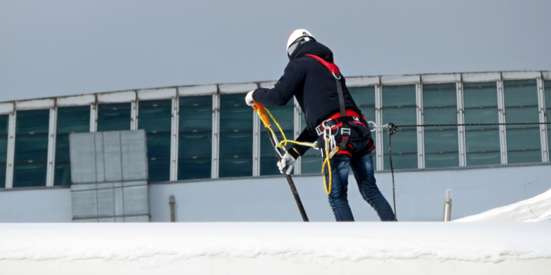 Snow removal may seem like a simple task