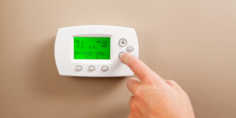 Heating and air conditioning systems usually run smoothly