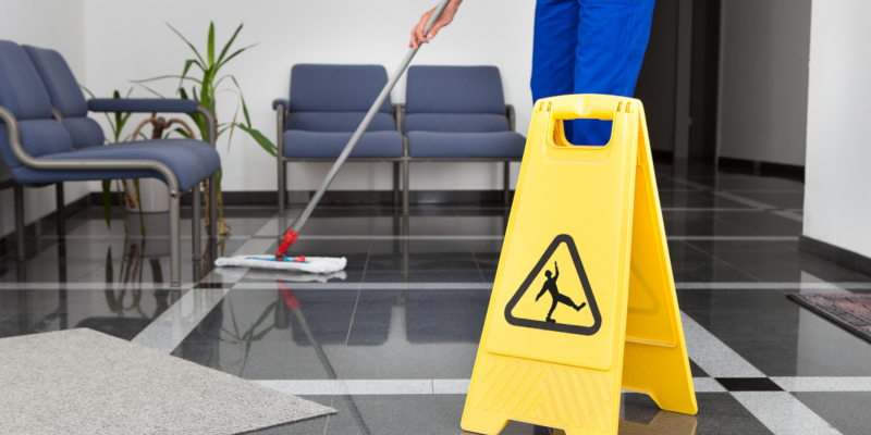 Janitorial cleaning services make the workplace conducive for work to take place