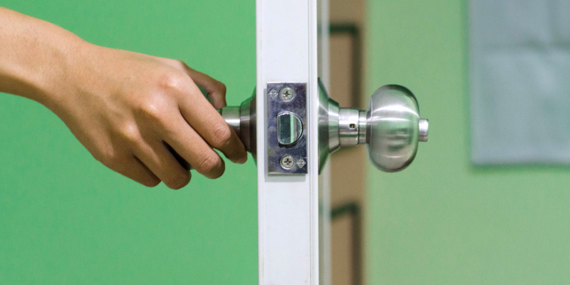 Door inserts are a great way to customize your home