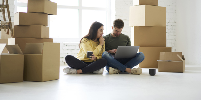 moving company to transport it all could seem overwhelming