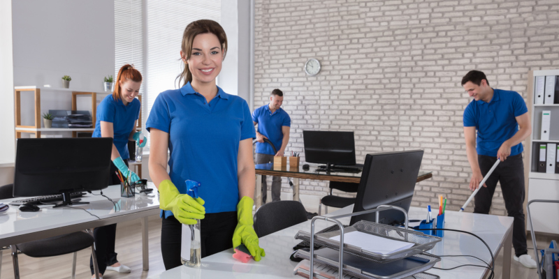 janitorial cleaning services are well worth the cost