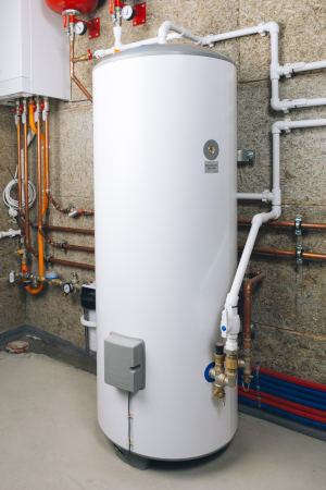 plumbing services for a new water heater