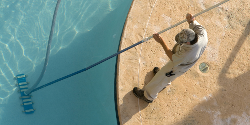pool service & repair when you can hire a team of experts