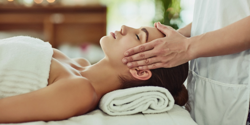 A spa day is great for health and wellness