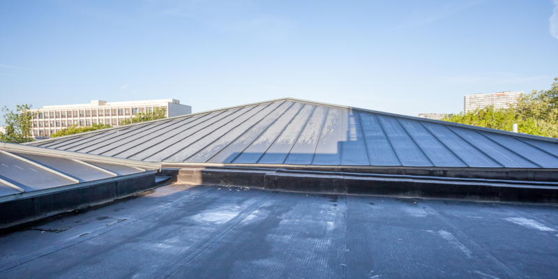 commercial roofer can assist you with producing a drainage layout