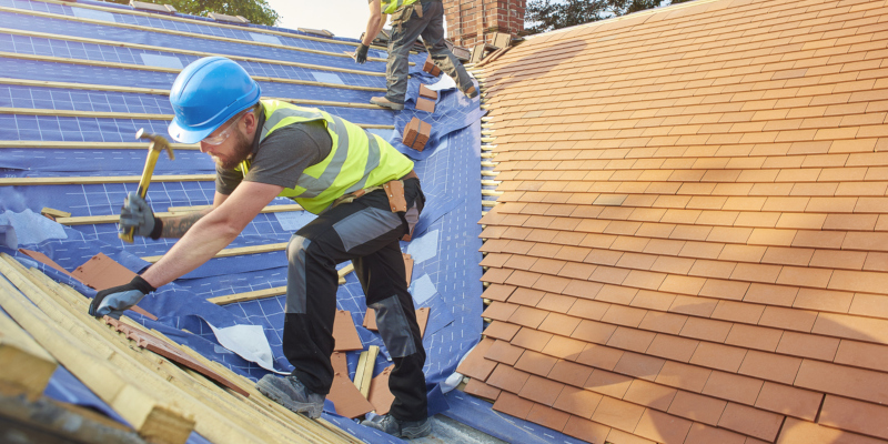 professional to undertake roofing installation