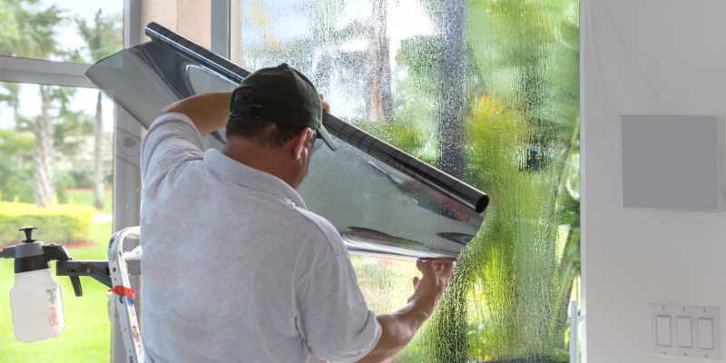 Living in a home without home window tinting