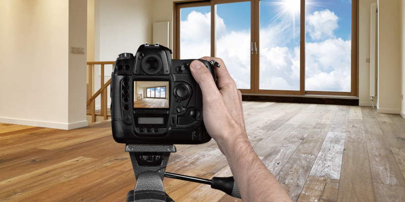 When hiring someone to do home inspections and commercial photography
