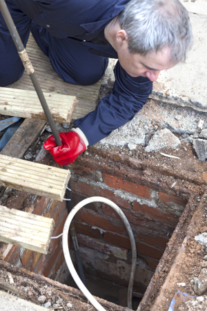 Drain cleaning keeps your home free from contamination and unbearable odor