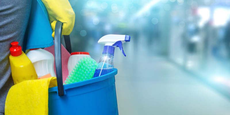 When you hire cleaning services for your company