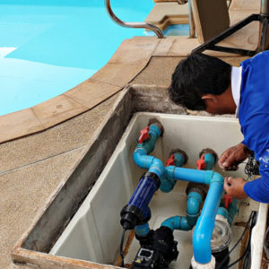 Pool maintenance is very important