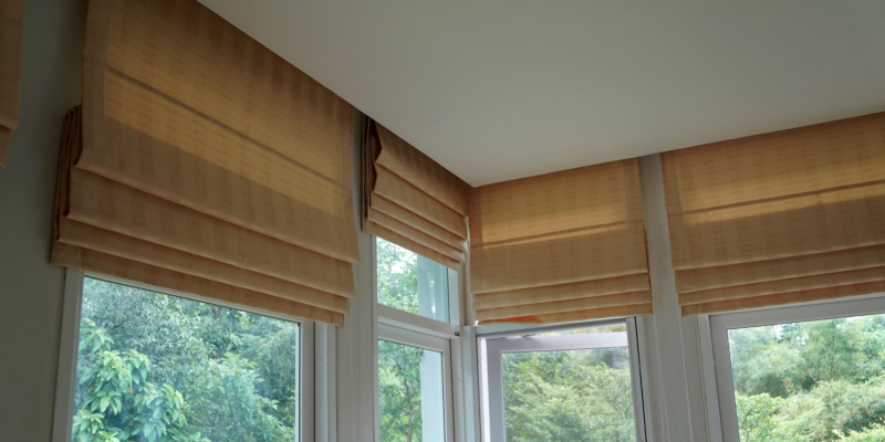 Your windows are a great way to let in natural light