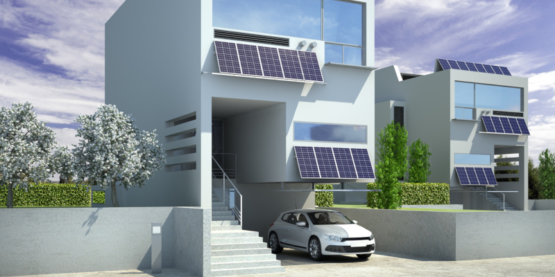 initial cost of installing a solar power system