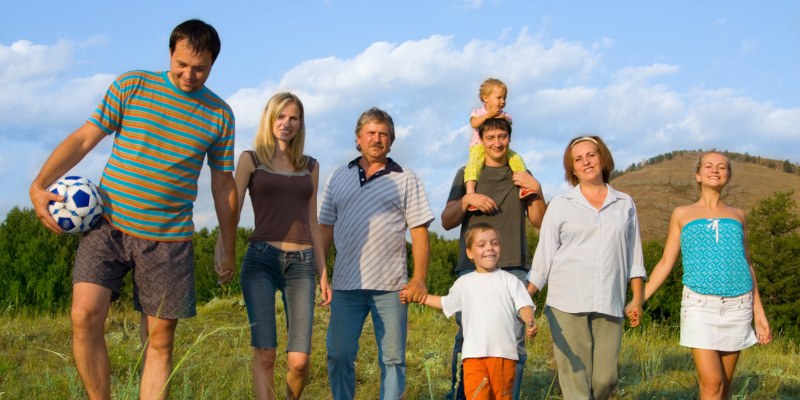 plan the best family reunion