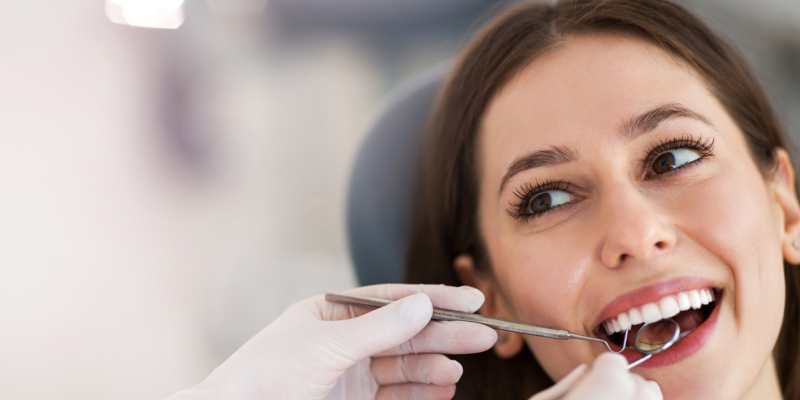 three general dentistry mistakes that people often will make