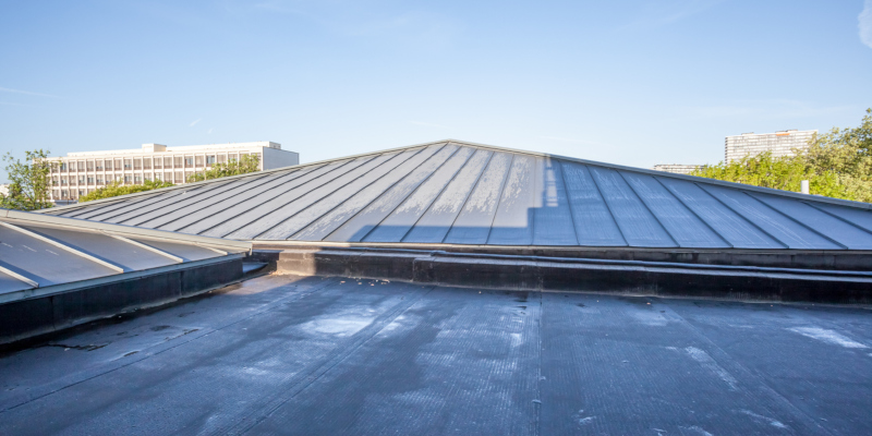 This is an important part of commercial roofing maintenance