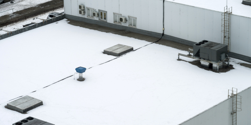 choose metal commercial roofing installation for their business