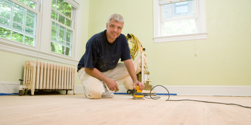 Get Professional Flooring Services to Restore Your Hardwood Floor