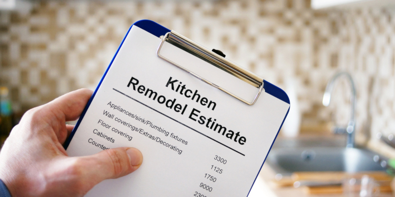 prepare for your upcoming kitchen remodelling